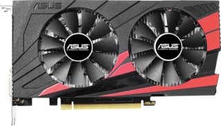 Asus Expedition GeForce GTX 1050 Ti OC