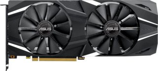 Asus GeForce Dual RTX 2070 OC