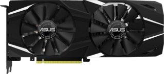 Asus GeForce Dual RTX 2080 OC