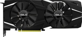 Asus GeForce Dual RTX 2080
