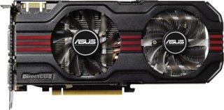 Asus GeForce GTX 650 Ti DirectCU II OC