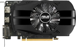 Asus Phoenix GeForce GTX 1050