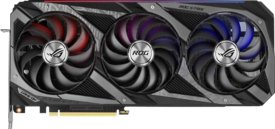 Asus ROG Strix GeForce RTX 3090 Gamin OC