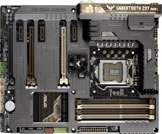 Asus Sabertooth Z97 Mark 1