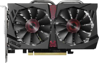 Asus Strix GeForce GTX 750 Ti OC 4GB