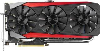 Asus Strix GeForce GTX 980 Ti OC