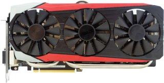 Asus Strix Radeon R9 390X DirectCU III OC