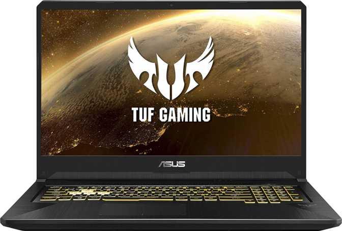 """Asus TUF Gaming FX705DD 17.3"""" AMD Ryzen 5 3550H 2.1GHz / 8GB RAM / 1TB HDD"""