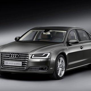 Audi A8 L W12 (2014)