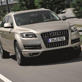 Audi Q7 Premium 3.0 TFSI (2014)