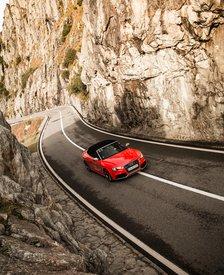 Audi RS 5 Cabriolet (2015)