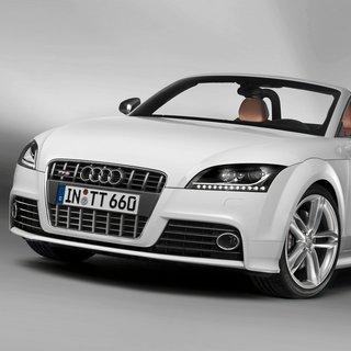 Audi TTS Roadster (2014)