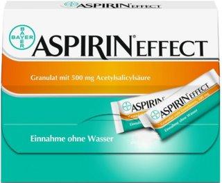 Bayer Aspirin Effect