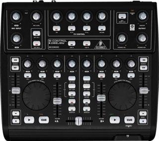 Behringer B-Control Deejay BCD 3000