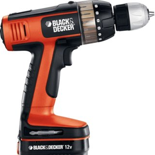 Black & Decker BD12PSK