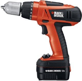 Black & Decker HPD12K-2