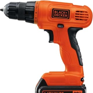 Black & Decker LD120VA