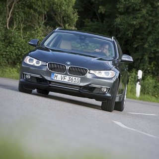 BMW 3 Series Touring 328i (2014)