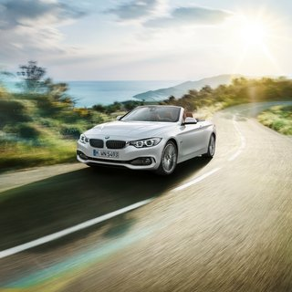 BMW 4 Series Convertible 420d (2014)