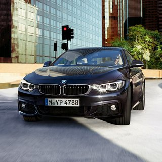 BMW 428i Gran Coupe (2015)
