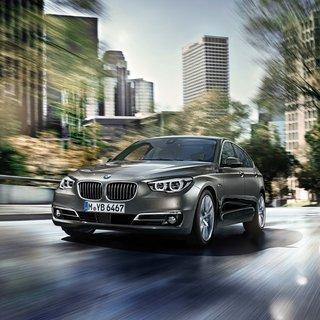 BMW 5 Series Gran Turismo 535i (2014)