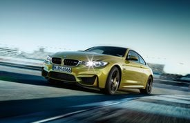 BMW M4 Coupe (2015)