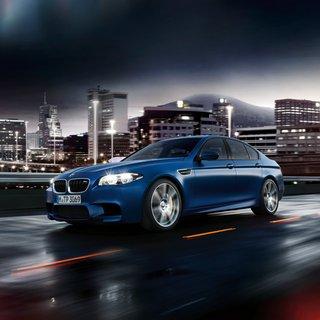 BMW M5 Sedan (2015)