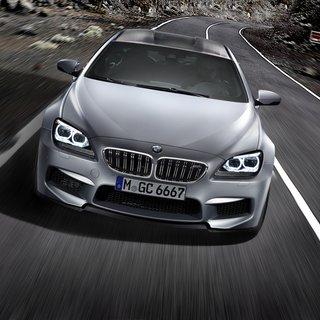 BMW M6 Gran Coupe (2014)