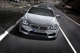 BMW M6 Gran Coupe (2014)