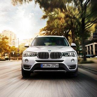 BMW X3 xDrive28i (2014)