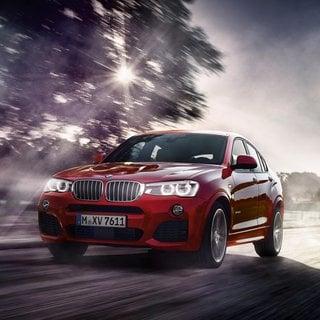 BMW X4 xDrive28i (2014)