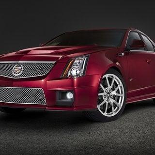 Cadillac CTS-V Sedan (2014)