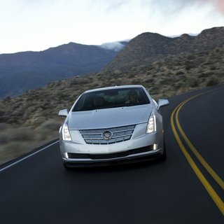 Cadillac ELR Coupe (2014)