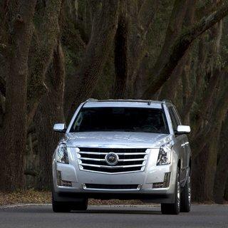 Cadillac Escalade Luxury AWD (2014)