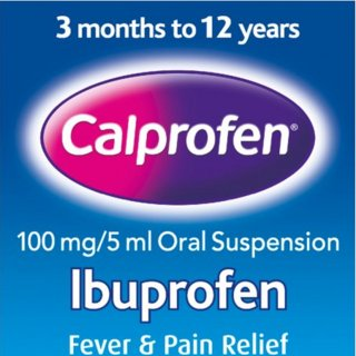 Calprofen Ibuprofen Suspension
