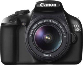 Canon EOS 1100D + Canon EF-S 18-55mm