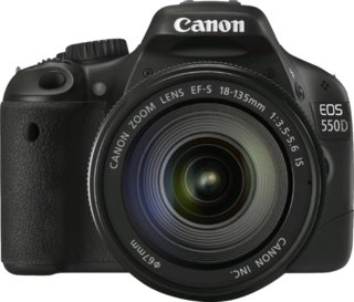 Canon EOS 550D + Canon EF-S 18-135mm IS