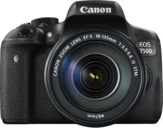 Canon EOS 750D + Canon EF-S 18-55mm F/3.5-5.6 IS STM