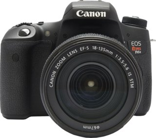 Canon EOS Rebel T6s + Canon EF-S 18-135mm F/3.5-5.6 IS STM
