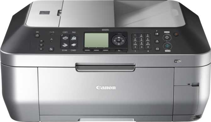 Canon Pixma MX870