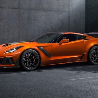 Chevrolet Corvette ZR1 (2019)