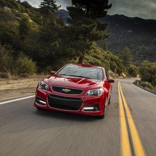 Chevrolet SS (2014)