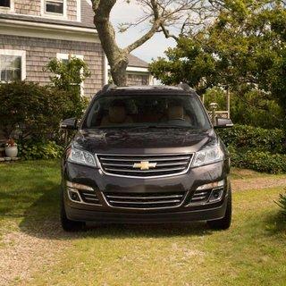 Chevrolet Traverse LS AWD (2014)