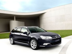 Citroen C5 Tourer VTR Techno Pack (2014)