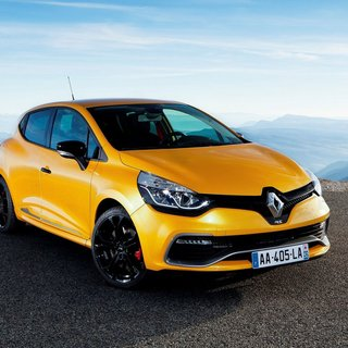 Clio RS 200 Sport 1.6 Turbo EDC (2014)