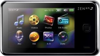 Creative ZEN X-Fi2 64GB