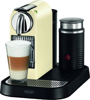 DeLonghi CitiZ & Milk