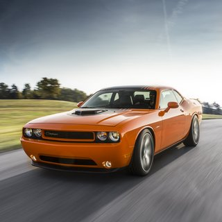 Dodge Challenger SXT (2014)