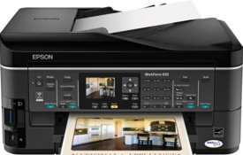 Epson WorkForce 633