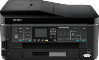 Epson WorkForce 635